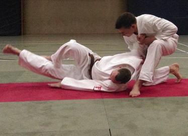 Aikido-Prüfung